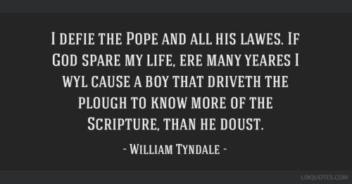 tyndale