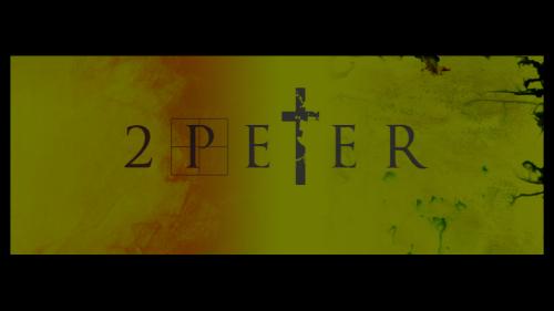 2peter banner