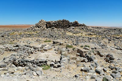 ruins in moab