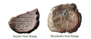 Bulla - seal stamps