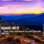 isaiah-46-9
