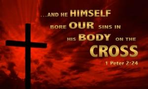 1 Peter 2-24